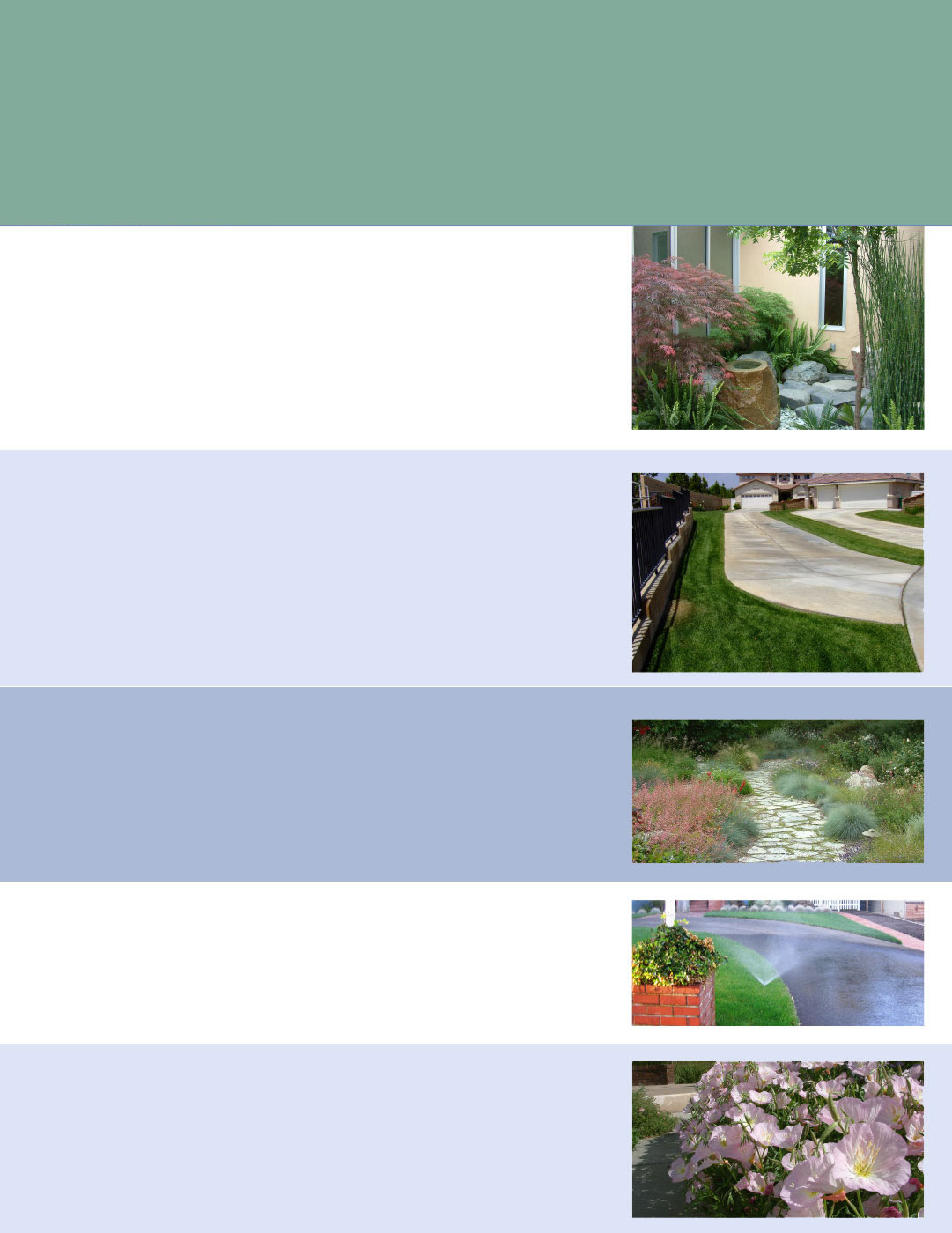 Sustainable landscape renovation for Landscape renovations